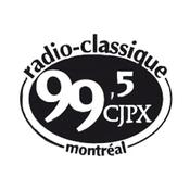CJPX Radio Classique Montreal 99.5 FM