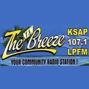 KSAP The Breeze 107.1 FM