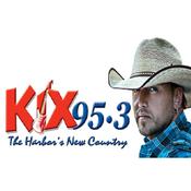 KXXK - kix 95.3 FM