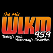 WLKM-FM 95.9 FM