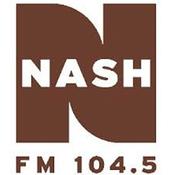 WKAK-FM - Nash FM 104.5