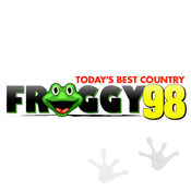 KFGE - Froggy 98 Best Country 98.1 FM