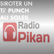 Siroter un Ti\' Punch au soleil avec Radio Pikan