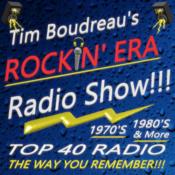 Tim Boudreau\'s Rockin\' Era Radio