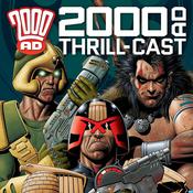 The 2000 AD Thrill-Cast