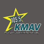 KMAV-FM 105.5 FM