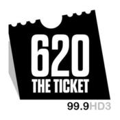 WDNC AM 620 The Ticket