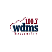 WDMS - Real Country 100.7 FM